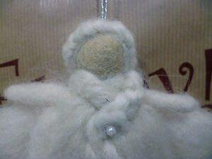 Felt Wool Angel Fairy Christmas Tree Home Hanging Decoration Gift CLEARANCE