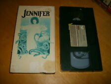 Full Screen Horror PG Rated VHS Movies