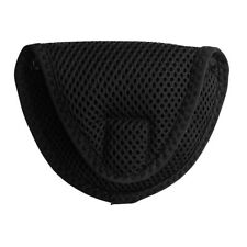 Lightweight Mallet Putter Cover Headcover Protection Golf Accessories Black