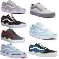 Vans Old Skool Side Strip Mint Trainer Size UK 3 - 8