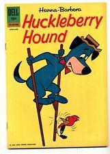 Huckleberry Hound #17    Stilts Cover