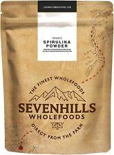 Sevenhills Wholefoods Poudre De Spiruline Bio 2kg