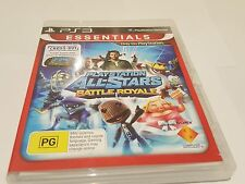 playstation all-stars battle royale ps3 game good conditionplaystation australia