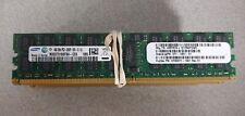 Lot 16 64gb Samsung M393T5160FBA-CE6 4GB PC2-5300P DDR2-667 2RX4 Memory Modules