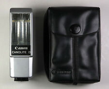 Canon Canolite D Flash 100% Working for QL17 GIII Q0214