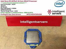 Intel Xeon E5-2670v2 10-CORE PROCESSORE SR1A7
