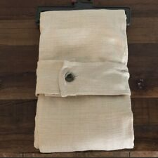 "Threshold Beige Table Cloth - 52"" X 70"" - New!"