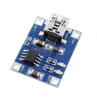 5PCS 5V Mini USB 1A Lithium Battery Charging Board Charger Module IN 4.5V-5.5v