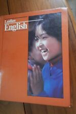 Laidlaw English, excellent comprehensive school text for Middle Schoolers