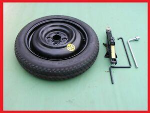 "Peugeot 108 Space Saver Spare Wheel & Tyre 15"" + Jack Kit  Free P&P"