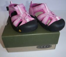 New Keen Venice H2 Moonlight Mauve Sandals Size 7 Toddler Close Toe Water Hiking