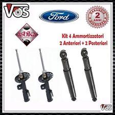 KIT 4 AMMORTIZZATORI PER FORD FOCUS C-MAX 1.6 TDCI 1.8 TDCI 2.0 TDCI 2003-2010