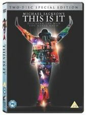 Michael Jackson's This Is It 5035822932098 DVD Region 2