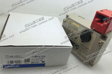 1PC New Omron Guard Lock Safety-door Switch D4BL-2CRA (by DHL or EMS) #CZ 29