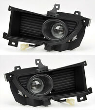 Mitsubishi Lancer 04-05 JDM Projector Front Fog Lights w/ Covers and Dash Button
