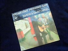 VERY RARE!~EP: SIMON & GARFUNKEL~1965~SOUNDS OF SILENCE~BLEECKER STREET etc