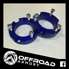 25MM STRUT SPACERS - TOYOTA FJ CRUISER 120 150 PRADO HILUX 2005 ON LIFT KIT