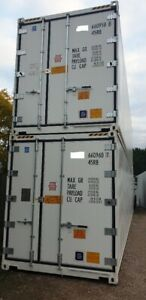 Hire  New 20ft and 40ft refrigerated containers