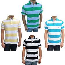 Gestreifte Tommy Hilfiger Herren-Poloshirts aus Baumwolle
