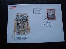 AUTRICHE - enveloppe 1er jour 19/10/1979 (B7) austria