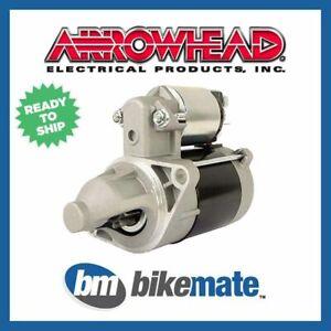 Arrowhead Starter Motor for JOHN DEERE GATOR XUV 625I 4X4 2011