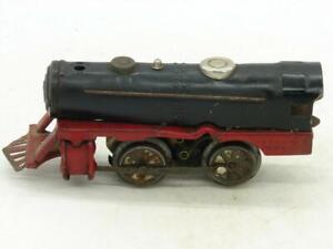 Marx Joy Line Electric Pressed Steel Engine for Repair