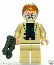 Lego Marvel Superheroes Aldrich Killian Glow in the Dark Face from Set 76006 NEW
