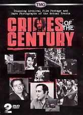 Crimes-of-the-Century-2-DVD-2008-2-Disc-Set, O.J. Simpson, Charles Manson