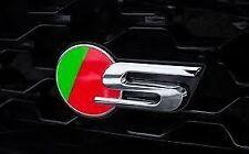 Genuine Jaguar XF S griglia Badge C2Z29873