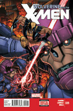WOLVERINE AND THE X-MEN VOL:1 #39