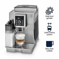 DeLonghi ECAM23460S Digital Super Automatic  Latte crema System Refurbished