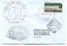 Resolute Bay N.T. Spitzbergen Canada Russia CCCP Polar Antarctic Cover