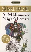 A Midsummer Night's Dream by William Shakespeare (1998, Mass Market, Revised edition)