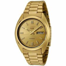 Relojes de pulsera con fecha automática de oro