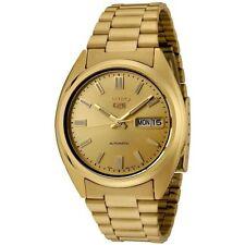 Relojes de pulsera Seiko de oro de acero inoxidable