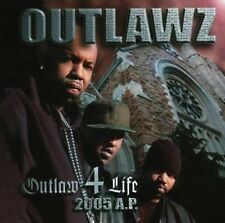 Outlawz Outlaw 4 Life 2005 A.P. CLEAN/EDITED cd NEW!