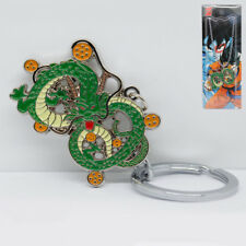 DragonBall Z Dragon Ball Shenlong Shenron Metal Keychain Pendant Key Ring