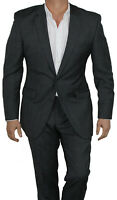 New Ben Sherman Mens Suit in Charcoal Colour Size 50 UK Chest 40in