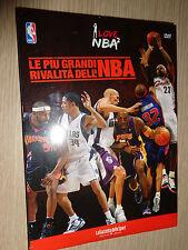 2 DVD I LOVE NBA 2 N°13 LA MAYOR PARTE GRANDI LA RIVALIDAD DELLLA NBA
