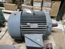 XE Energy Efficient Duty Master AC Motor F36G3304F G7 60HP 1780RPM 69.5A Used