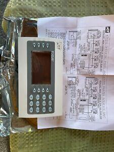 ADT Focus Operating Panel Keypad Unit Model 471210, LCD KeyPad, 4 Wire, NEW!