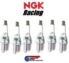 Set 6x Colder NGK V-Power Racing Spark Plugs HR7 For R34 GTT Skyline RB25DET Neo