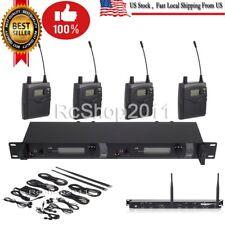 Sr2050 IEM 2 Channel Transmitter Wireless in Ear Stage Monitor System 4 Bodypack
