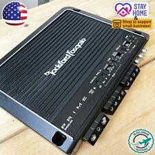 Rockford R400-4D Prime 400W Full Range Class D 4 Channel Amplifier *USED*