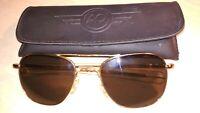 Aviator Vintage Sunglasses 5 1/2 Randolph Eng. USA AF 58 [] 20 W/c