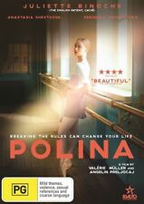 POLINA DVD, NEW & SEALED, 2017 RELEASE, REGION 4. FREE POST
