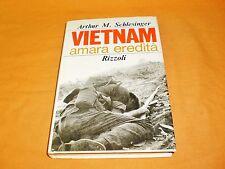 arthur m. schlesinger vietnam amara eredità rizzoli 1967