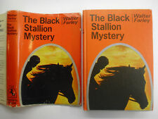 The Black Stallion Mystery, Walter Farley, DJ, 1960s?