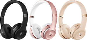 Beats by Dr. Dre Beats Solo3 Wireless On the Ear Bluetooth Headphones