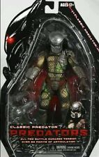 "Neca Classic Predator from Predators Battle damaged 7"" action figure"